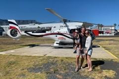 Helikoptervlucht Kaapstad