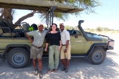 Tau-Pan-safari