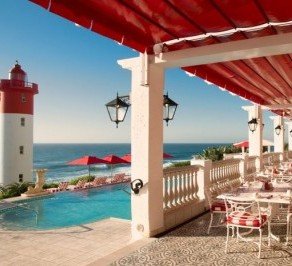 The Oysterbox hotel